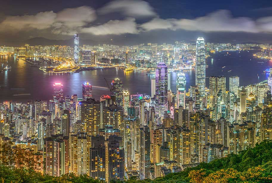 How to Find Work in Hong Kong